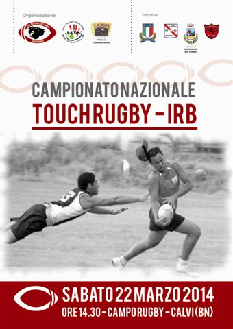 LOCANDINA_TOUCH RUGBY_V TAPPA_220314